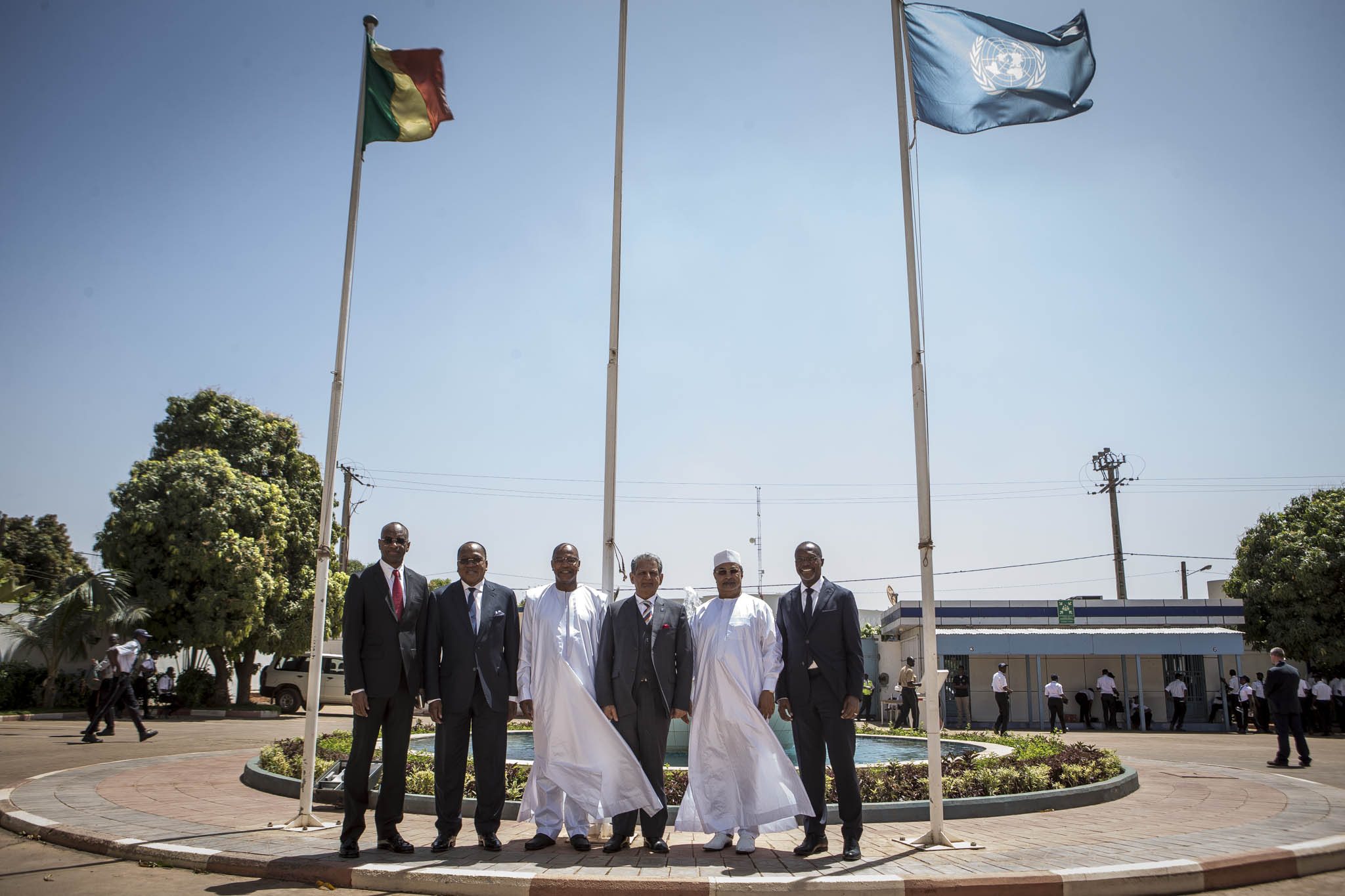 Bamako: 32 ème réunion des chefs de mission des nations unies en