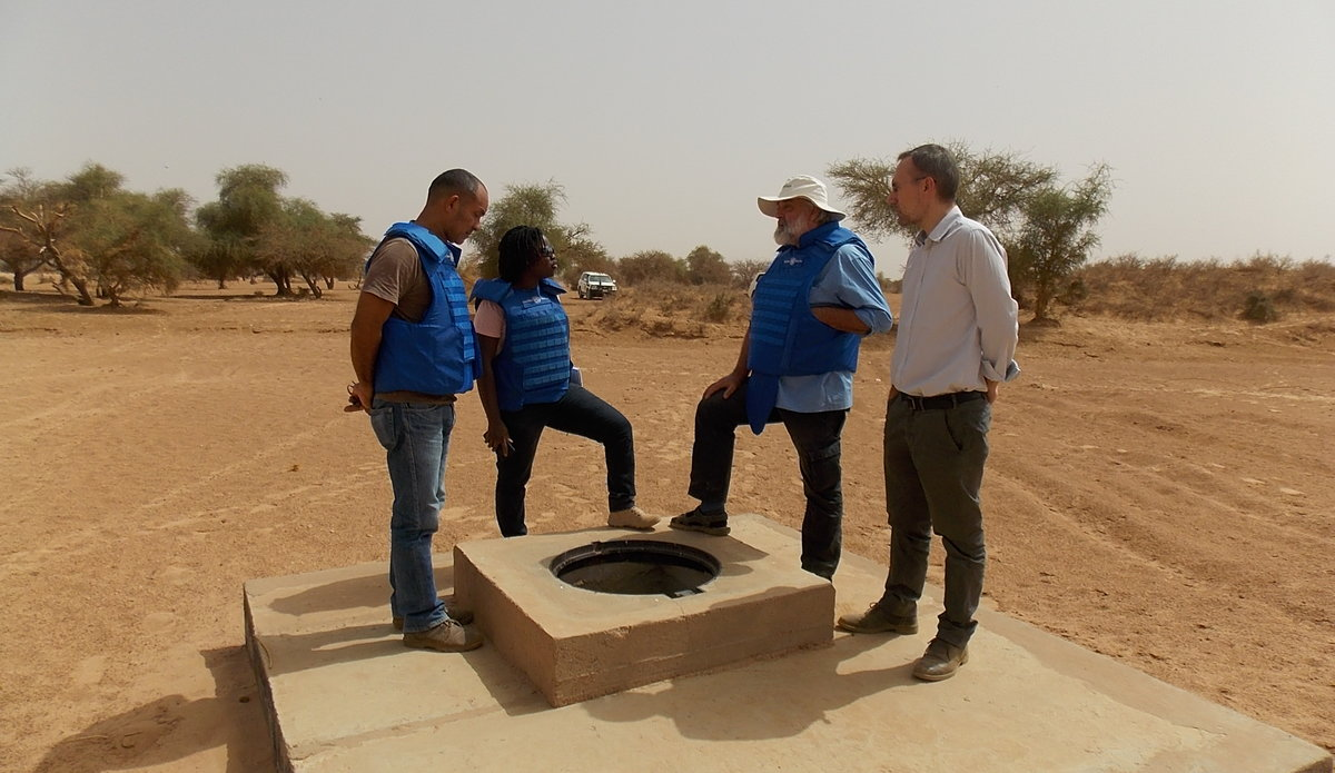 Les nations unies s investissent pour ramener l eau - Office national de l electricite et de l eau potable ...