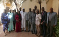 La MINUSMA poursuit son soutien à la Réforme du Secteur de la Sécurité en réhabilitant le siège de son Commissariat