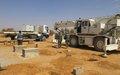 Projet MINUSMA: Réhabilitation du forage F1 à Kidal