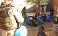 Soutien de la MINUSMA pour la scolarisation des enfants à Gao