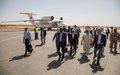 Visite de la délégation du Conseil de sécurité au Mali