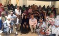 Kidal: La MINUSMA finance la réhabilitation de la Maison de la femme