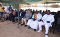 Deux projets MINUSMA à Tombouctou : « des preuves tangibles de notre engagement »