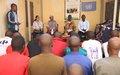 Actions pour la réinsertion des détenus : la MINUSMA poursuit son soutien à l'administration pénitentiaire