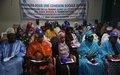 A Tombouctou, la MINUSMA appuie les femmes dans le processus de réconciliation