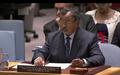 M. Mahamat Saleh ANNADIF, RSSG au Mali et Chef de la MINUSMA, aux Membres du Conseil de sécurité