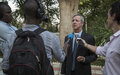 Ebola Crisis: Head of UNMEER Visits Mali