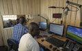 MIKADO FM, la radio de la paix