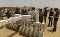 Le Secrétaire Général Adjoint des Nations Unies, chargé de l'appui aux Missions de maintien de la Paix, choisit le Mali pour sa première visite officielle