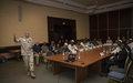 La MINUSMA soutient le NDI dans le renforcement des capacités des parlementaires du Sahel sur les questions sécuritaires