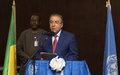 Allocution du Représentant Spécial du Secrétaire Général des Nations Unies et Chef de la MINUSMA  à l'occasion du 2ème anniversaire de la Mission - Bamako, 04 août 2015