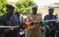 A Bamako également, UNPOL apporte son soutien à la Police Nationale du Mali