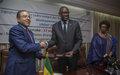 Signature du Plan - Cadre intégré des Nations Unies pour l'aide au développement au Mali (UNDAF- Mali 2015- 2019)