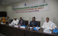 Dissémination de l'Accord pour la paix et la réconciliation : les leaders communautaires  invités à jouer leur partition