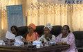 Femmes, paix et sécurité : la jeunesse malienne édifiée sur son rôle dans la mise en œuvre de la Résolution 1325