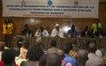 Processus de paix au Mali: La MINUSMA partage le contenu de l'Accord avec la communauté chrétienne