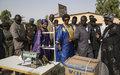 La MINUSMA offre du matériel et des équipements aux maisons d'arrêt et de correction du Mali