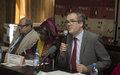 La MINUSMA et la Société civile engagées pour une mise en œuvre inclusive de l'Accord pour la Paix et la Réconciliation au Mali