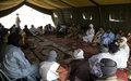 Dernière étape de la visite du RSSG dans le Nord du Mali : « il faut persévérer !»