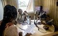 Entretien avec le Chef de la MINUSMA M. Annadif