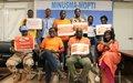 Violences sexistes : Les déplacées Dogons et Peuls lancent des messages de paix