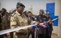 BAMAKO : Un nouveau bâtiment et des documents didactiques pour le Groupement d'Intervention de la Gendarmerie Mobile (GIGM)