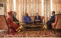 Le Secrétaire General Adjoint aux opérations de maintien de la paix, M. Jean-Pierre Lacroix arrivé au Mali pour sa 1ère visite officielle