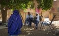 La protection des droits de l'Homme:  Pour la dignité de toutes et tous, partout au Mali