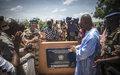 La Force de la MINUSMA facilite l'accès à l'eau potable dans 4 villages du Cercle de Kati