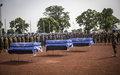 Mali : hommage solennel aux trois Casques bleus du Bangladesh tués dans la région de Gao