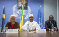 La Suède apporte une contribution d'environ 4.1 millions de dollars américains au Fonds Fiduciaire en Soutien à la Paix et la Sécurité au Mali