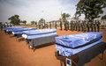 Hommage de la MINUSMA à cinq Casques bleus tués lors des deux dernières attaques dans les régions de Ménaka et Mopti