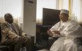 Mali: L'Expert indépendant conclut sa mission au Mali