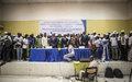 Des centaines de volontaires réunis à Bamako pour célébrer la Journée Internationale des Volontaires dans tout le Mali.