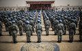 L'ONU décore les Casques bleus du contingent chinois à Gao