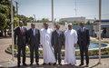 32ème REUNION DES CHEFS DE MISSION DES NATIONS UNIES EN AFRIQUE DE L'OUEST