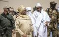 Une visite très attendue du Premier Ministre malien à Kidal, accompagné du chef de la MINUSMA