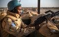 Les soldats de la paix du Burkina Faso sauvent des vies au Mali