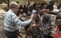 Le chef de l'ONU visite le centre du Mali, « la clé de la solution du problème malien »