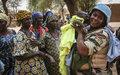 FURAJI II : Une opération des Casques bleus au féminin