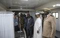 La République de Corée offre un hôpital aux Forces de Défense et de Sécurité du Mali, l'UA et la MINUSMA apportent leur soutien