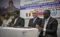 Inauguration du Centre d'information électorale : l'ONU poursuit son soutien à l'Etat du Mali