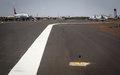 la nouvelle piste d'atterrissage de Gao