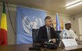 Transcription de la Conférence de presse animée par Jean-Pierre Lacroix, Secrétaire général adjoint aux Opérations de Maintien de la Paix des Nations Unies en visite au Mali du 31 août au 5 septembre 2018
