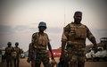 Les Casques bleus guinéens laissent leur empreinte au Mali