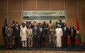 Coopération sous-régionale et lutte contre le terrorisme : le Chef de la MINUSMA à Ouagadougou rassure sur le soutien de l'ONU