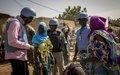 Konna : le marché régional revit grâce aux patrouilles de l'ONU