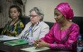 La MINUSMA soutient la société civile malienne dans l'amélioration de la participation citoyenne
