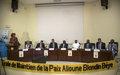 Lutte contre l'impunité : des chercheurs et praticiens en droit se perfectionnent avec le soutien de la MINUSMA